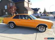 Chevrolet: Malibu Coupe for Sale
