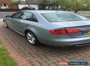 2009 AUDI A4 S-LINE TDI SILVER for Sale