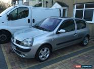 2005 RENAULT CLIO DYNAMIQUE 1.2i + LONG MOT + DRIVE AWAY TODAY for Sale