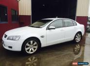 09 VE COMMODORE INTERNATIONAL-AUTO-154K'S-NOW $9,999 REG & RWC-IMMACULATE CAR for Sale
