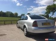 O3 VOLKSWAGEN PASSAT SE TDI DIESEL MOT NICE CAR for Sale