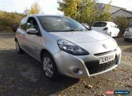 2011 RENAULT CLIO AUTO GT LINE TOMTOM 1.6 VVT A SILVER only 16k miles, long MOT for Sale