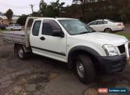 2005 HOLDEN RODEO DUAL FUEL UTE DONE ONLY 235000KM's for Sale