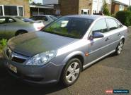 2007 VAUXHALL VECTRA 1800 SILVER SPARES OR REPAIR LONG MOT for Sale