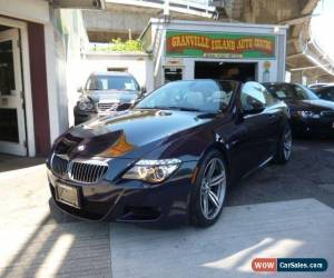 Classic 2008 BMW M6 for Sale
