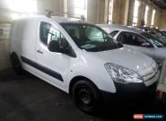 2010 Citroen Berlingo 1.6L Manual for Sale