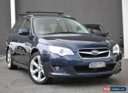 2008 Subaru Liberty B4 Wagon 5dr Premium Spts Auto 4sp AWD 2.5i 535kg for Sale