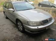 Vauxhall Omega Estate Car CDX 2.6 V6 Automatic 110,000 Miles for Sale